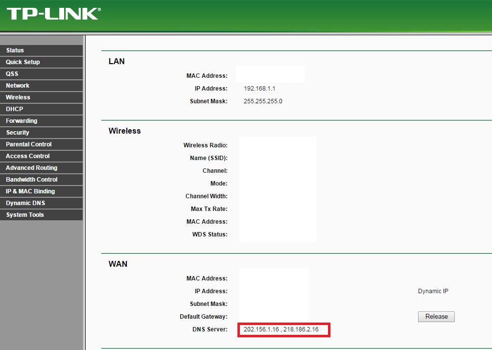 Router_DNS_Info