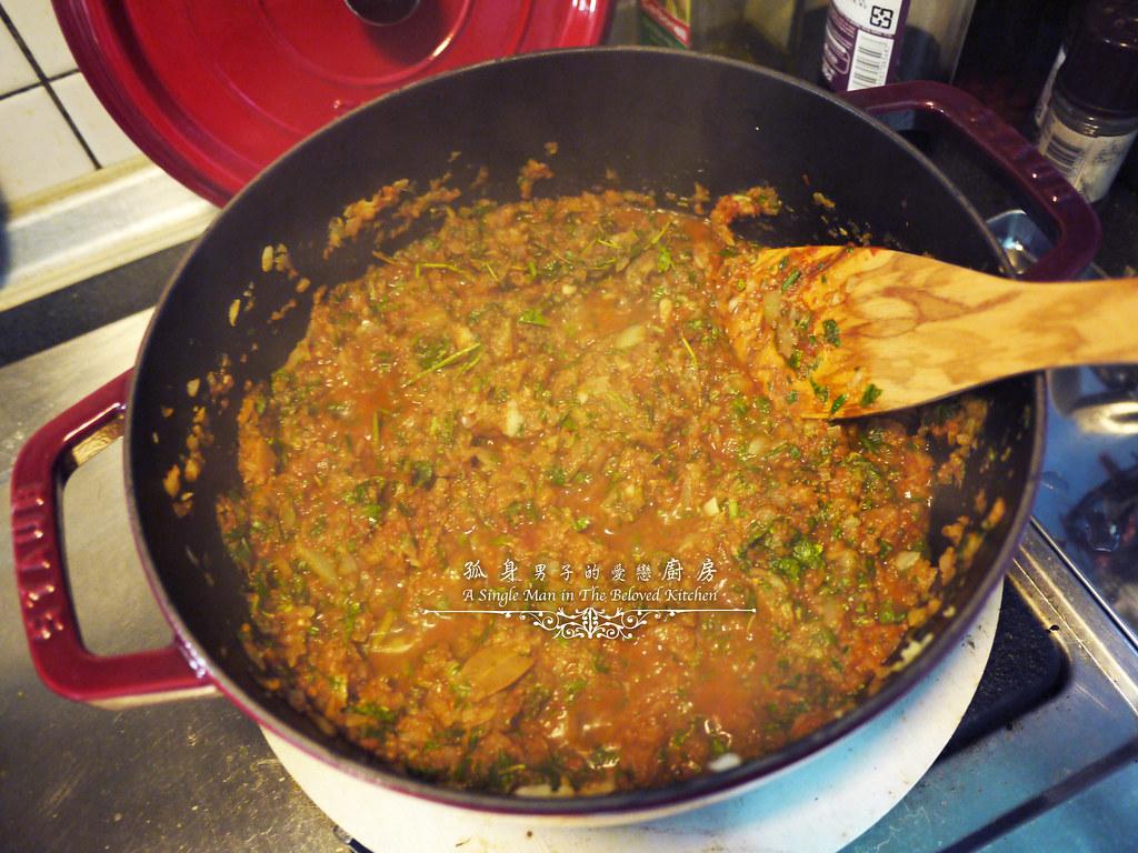 孤身廚房-義大利茄汁紅醬罐頭--自己的紅醬罐頭自己做。不求人15