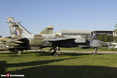XX730 EC - S-27 - Royal Air Force - SEPECAT Jaguar GR1 - Polish Aviation Musuem - Krakow, Poland - 151010 - Steven Gray - IMG_0613