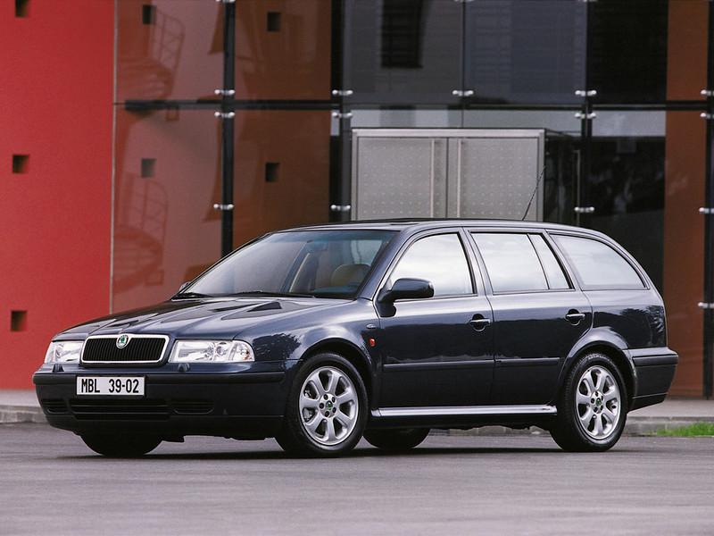 Универсал Škoda Octavia Combi (1U). 1998 – 2000 годы