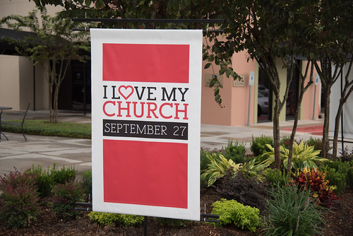 South - I Love My Church 2015