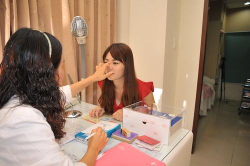 台中采醫馥麗診所教你用晶亮瓷打造完美面相 (1)