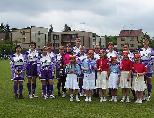 2005 - Fotbálek ženy versus muži