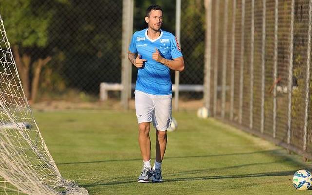 Ariel Cabral e Lucas Romero marcam primeiro gol com a camisa do Cruzeiro