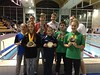 12 years age group winners - Winter Counties November 1st 2015