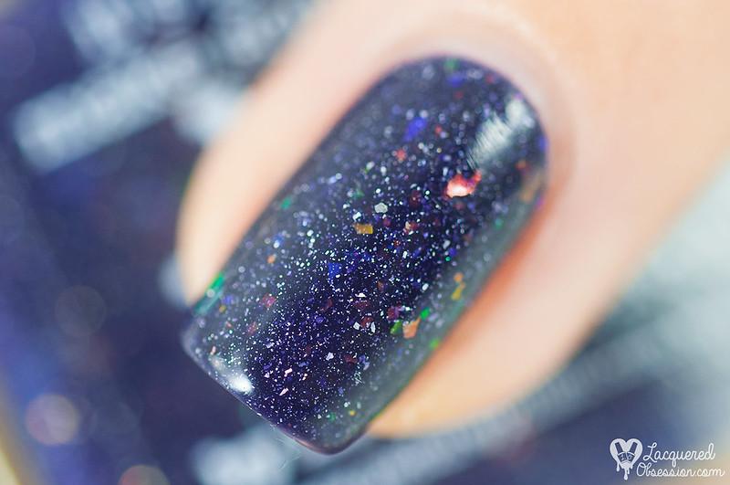 piCture pOlish - Big Bang + nail art