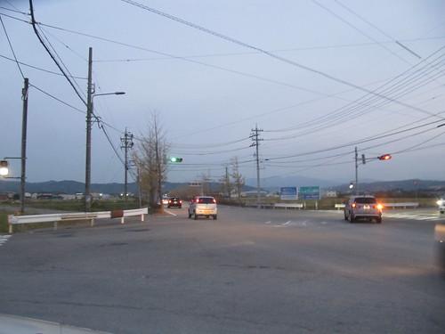 金沢競馬場から路線バスで帰る