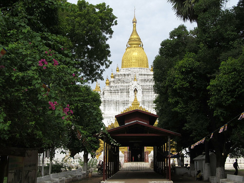 Amarapura: la pagode Kyauktawgyi