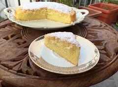 torta soffice al cocco e limone / prajitura pufoasa cu cocos si lamaie