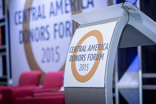 2015 Central America Donors Forum