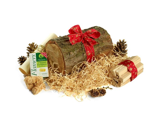 Win a Yule Log from Certainly Wood