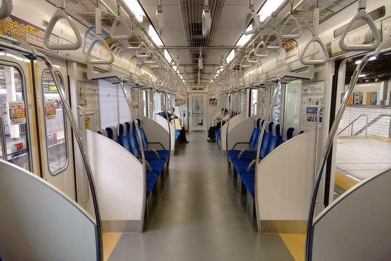 這天從池袋搭乘東武東上線,往川越市出發。