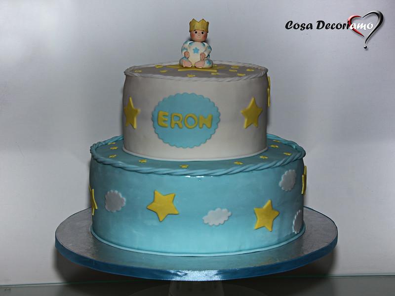 Torte - 143 - Torta Battesimo