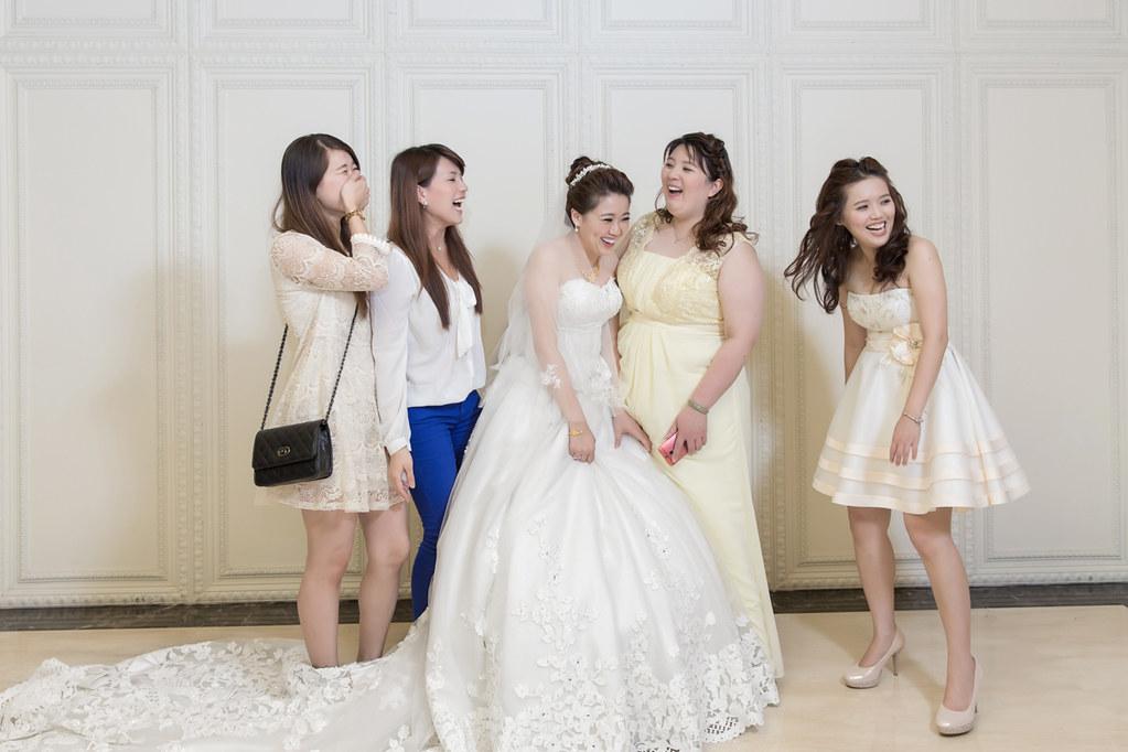 台南婚攝 情定婚宴城堡 (1)