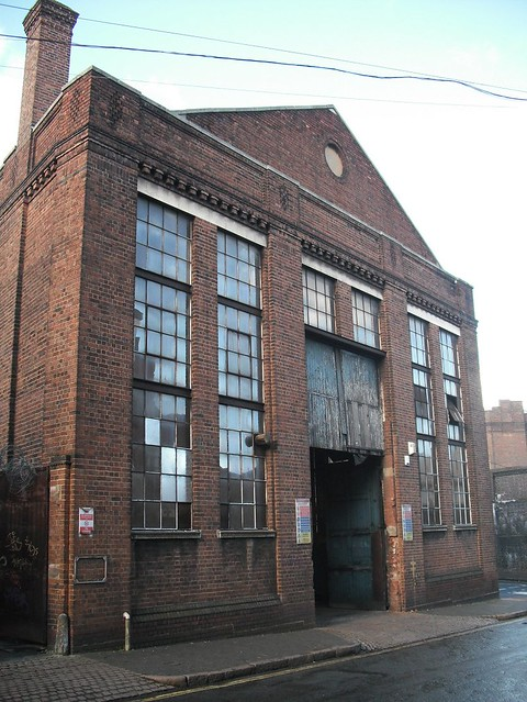 Brimingham Engineering Works