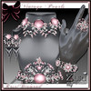 Vintage Pearl Collection-Rose-Diamond