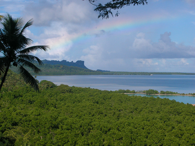 Pohnpei Rainbow