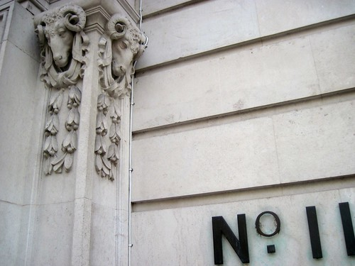Rams Heads at No 11 Waterloo Place