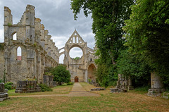 Aisne - Abbaye de Longpont