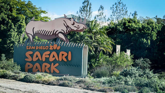 San Diego Zoo Safari Park.