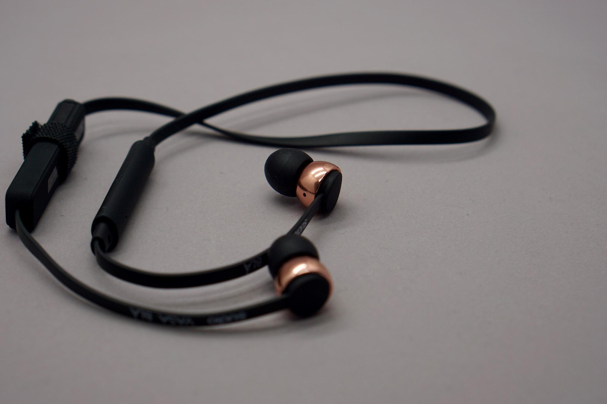 Test des écouteurs Bluetooth Studio VASA BLÅ