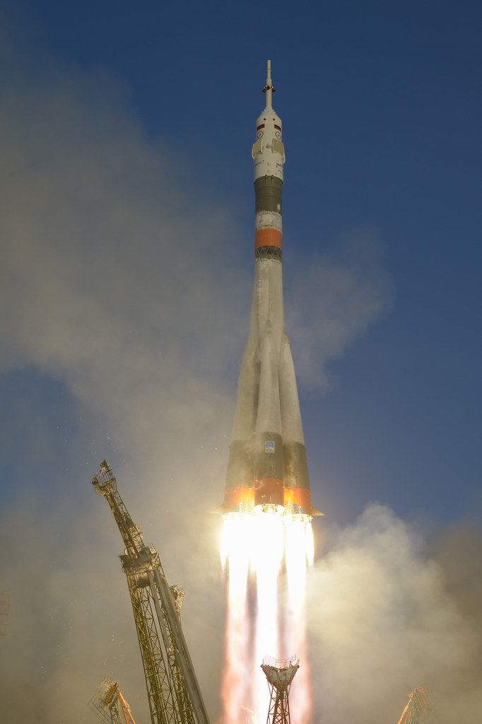 Soyuz TMA-19M launch