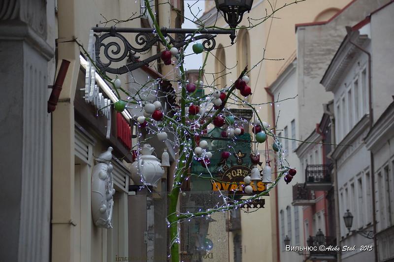Вильнюс на Рождество 015