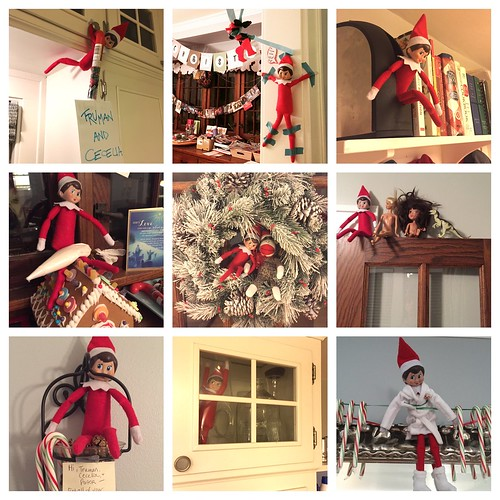 Candy cane Jane Elf 2015 part 1