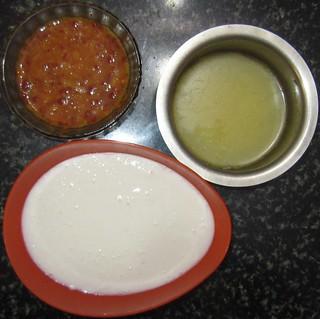 Egg doasa - Ingredients2