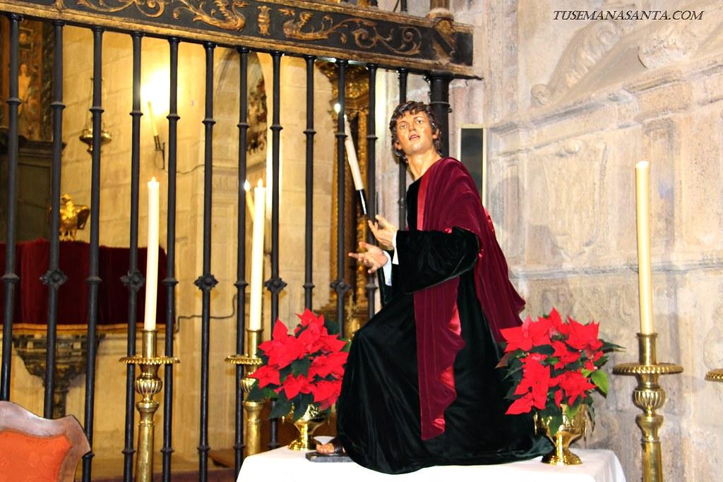 San Juan Evangelista Festividad