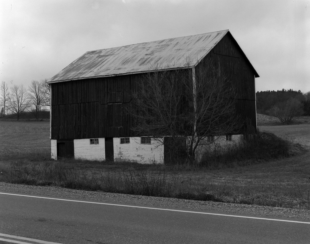 Airport Road Barn
