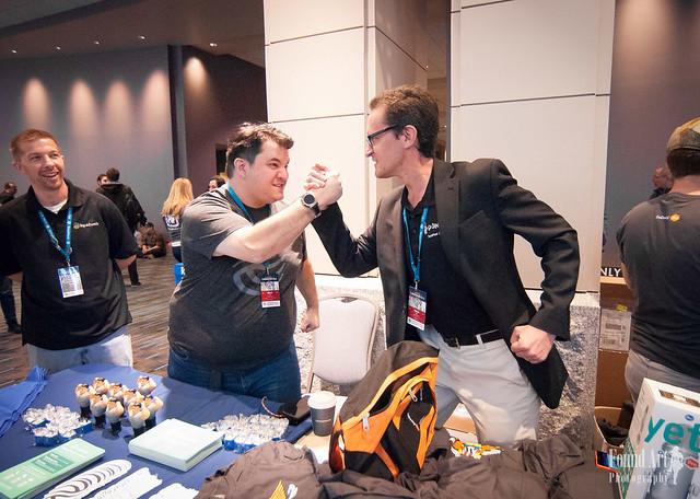 2015 WordCamp US   GoDaddy, Sponsor