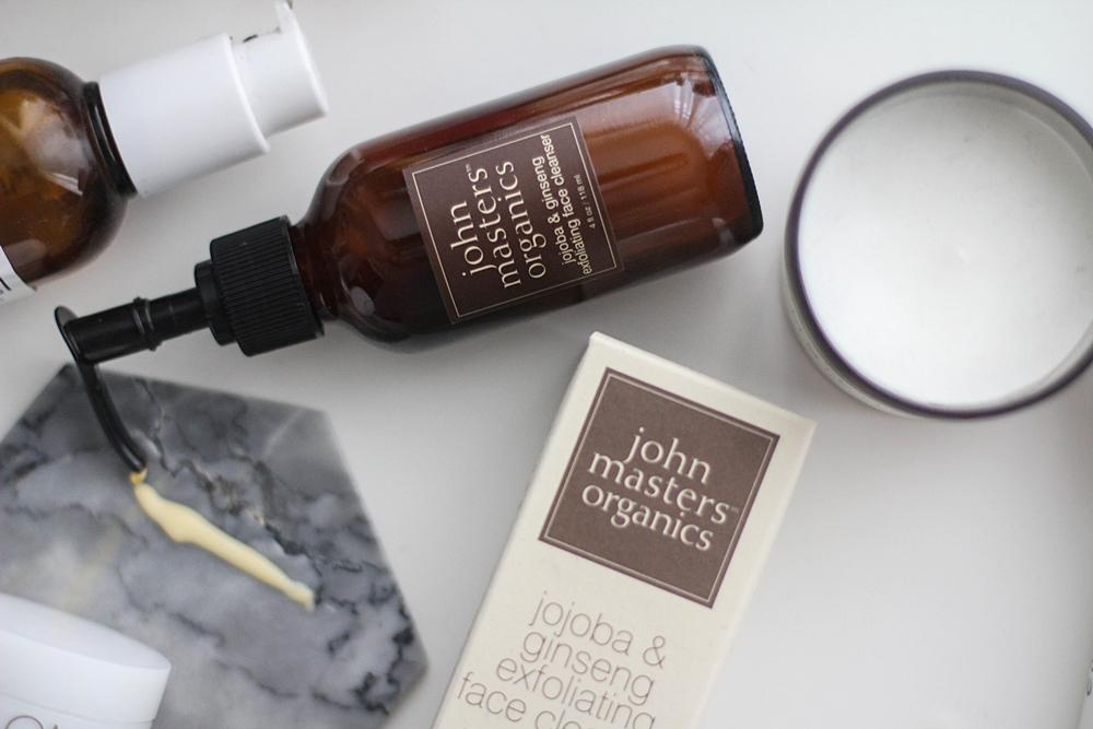 exfoliante natural john masters cosmethics para piel sensible