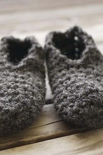Mini booties
