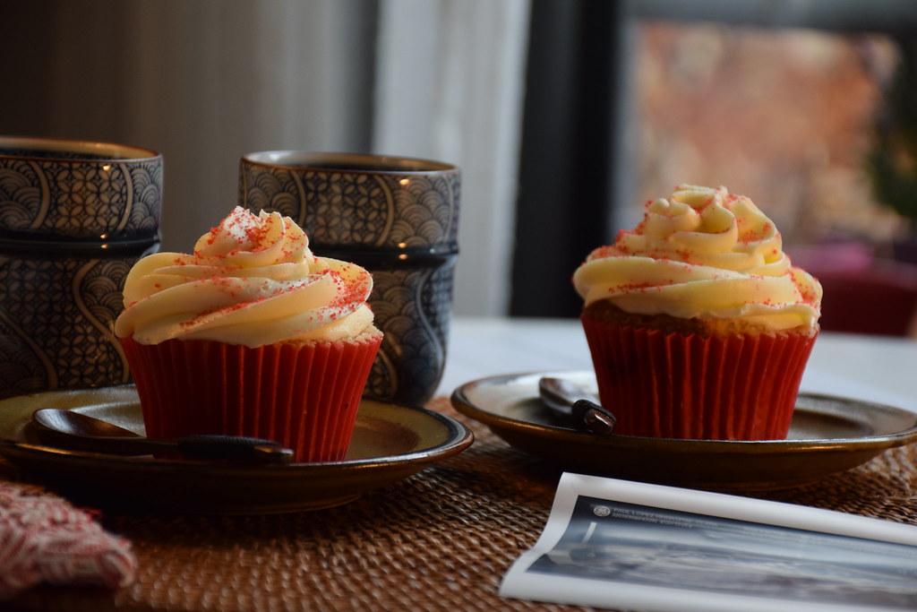 Cupcakes sorpresa.