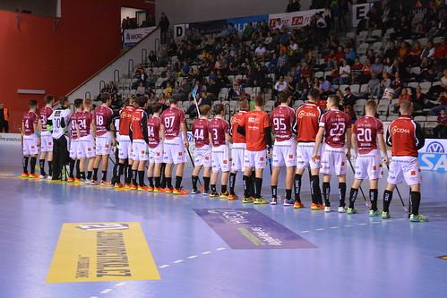 ACEMA Sparta Praha vs. Florbal Mladá Boleslav