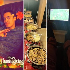 Happy Thanksgiving.  for the gains.
