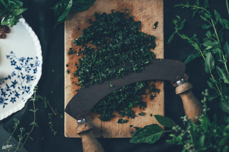 Ab Doogh Khiar | Persian Cold Soup with Yoghurt and Herbs | Zuppa Fredda di Yoghurt alla Persiana | Lab Noon-4