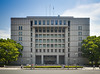 Facade of Osaka City Government Office (大阪市庁舎) by christinayan01