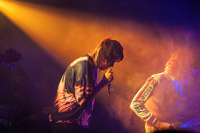 Julian Casablancas + the Voidz @ House of Vans