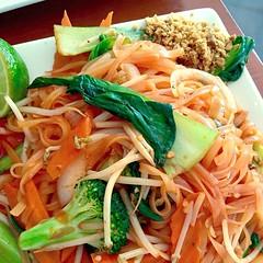 fried noodles(0.0), noodle soup(0.0), pancit(0.0), spaghetti(0.0), cellophane noodles(0.0), produce(0.0), yakisoba(0.0), pad thai(0.0), vermicelli(0.0), noodle(1.0), mie goreng(1.0), bakmi(1.0), lo mein(1.0), green papaya salad(1.0), food(1.0), dish(1.0), chinese noodles(1.0), yaki udon(1.0), cuisine(1.0), chow mein(1.0),
