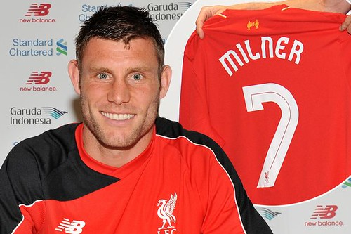 James Milner นักเตะวิ่งเยอะสุดใน Premier League 49.15 กม.
