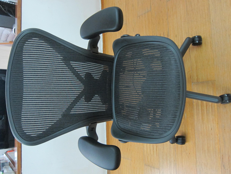 Herman Miller Aeron Chair 171 Blog Lesterchan Net