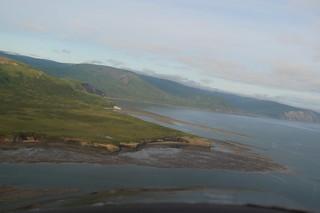069 Vlucht naar Katmai NP