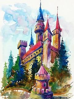 Castle regarding him 2015