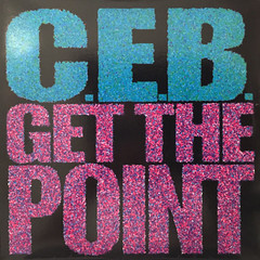 C.E.B.:GET THE POINT(JACKET A)