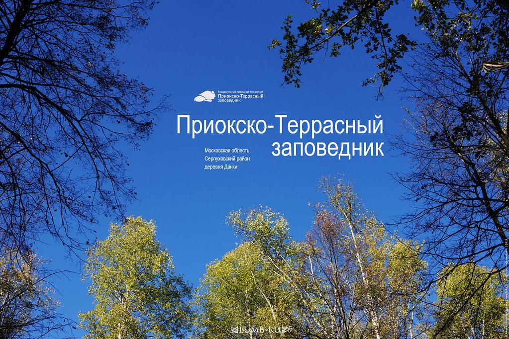 Приокско-террасный заповедник 3.10.2015