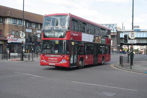 East London 15073 LX09AEW