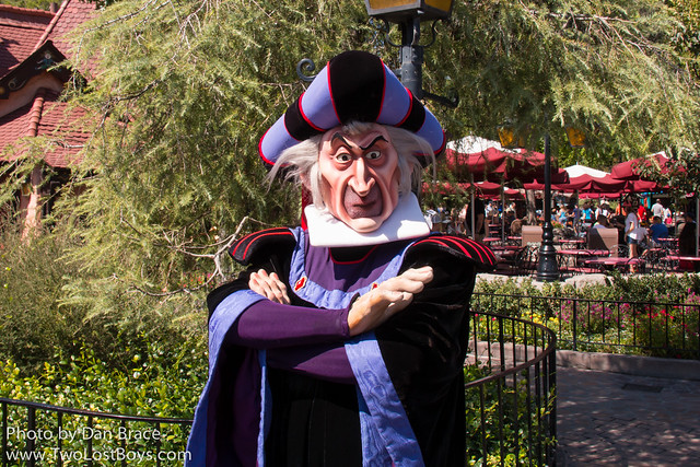 Meeting Frollo