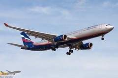 Aeroflot A330-300 VQ-BPI